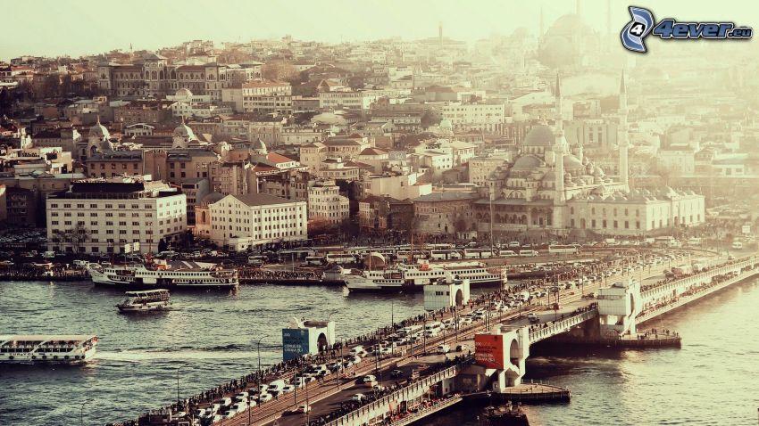 Istanbul, Brücke