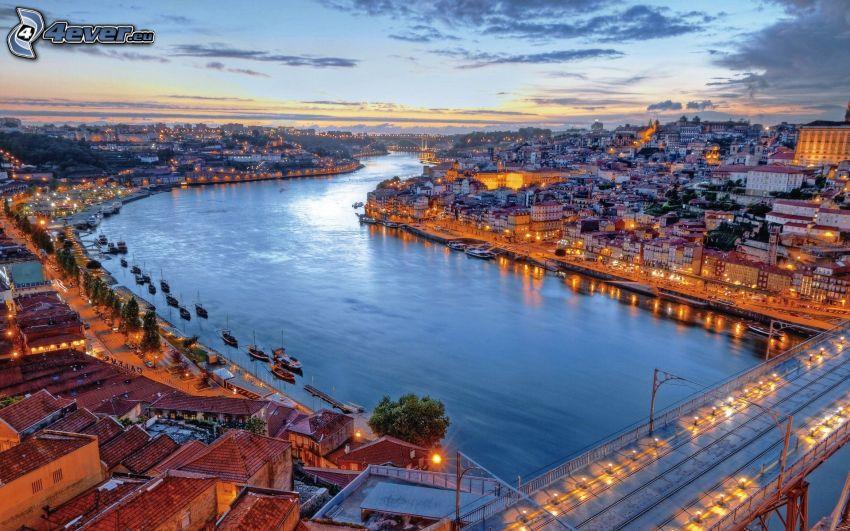 Lissabon, Portugal, HDR