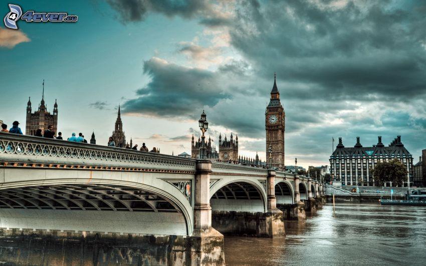 London, Brücke
