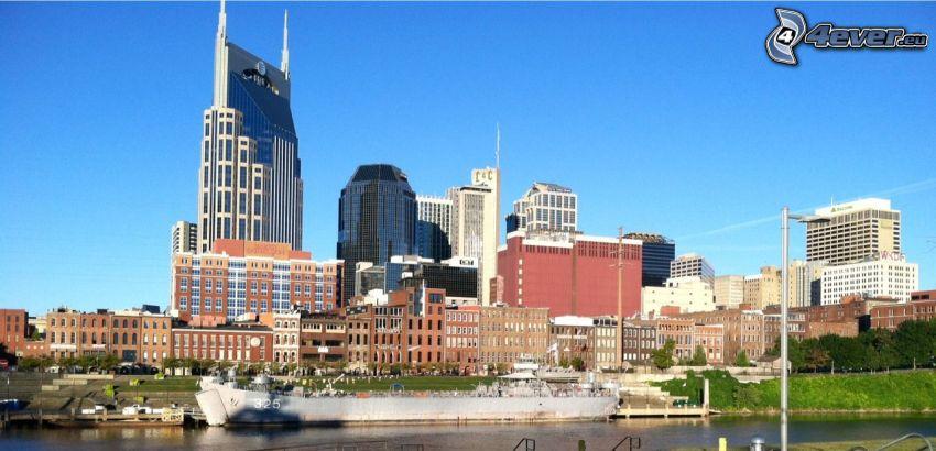 Nashville, Wolkenkratzer