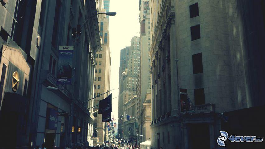 New York, Straße