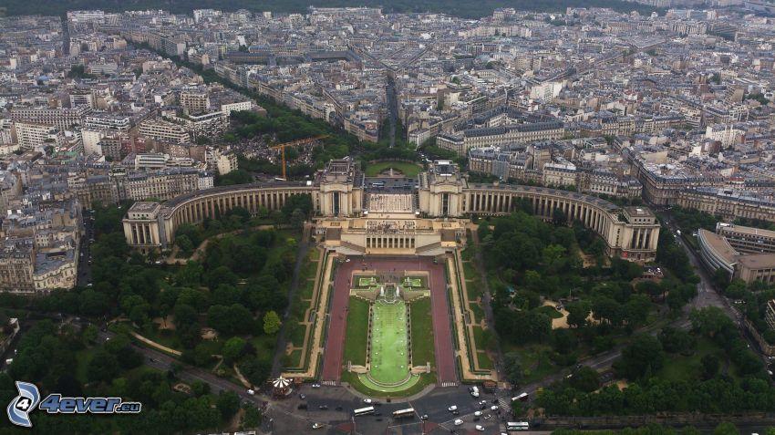Paris, Frankreich, Blick auf die Stadt