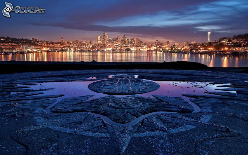 Seattle, Nachtstadt