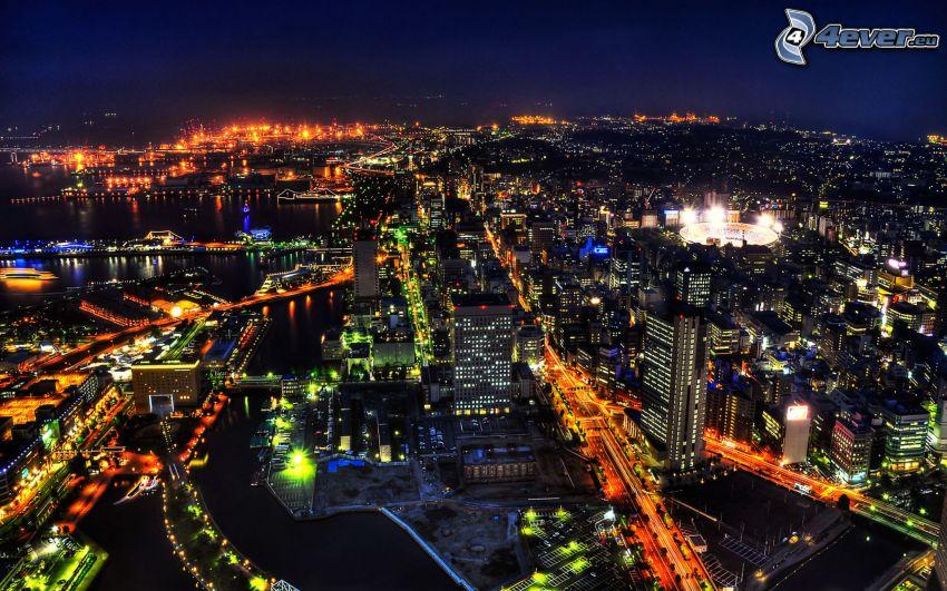 Tokio, Nachtstadt