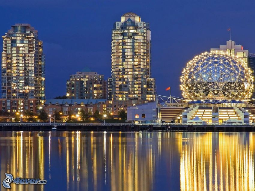 Vancouver, Wolkenkratzer
