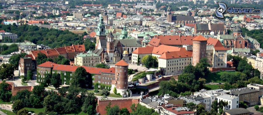 Wawel Schloss, Krakau