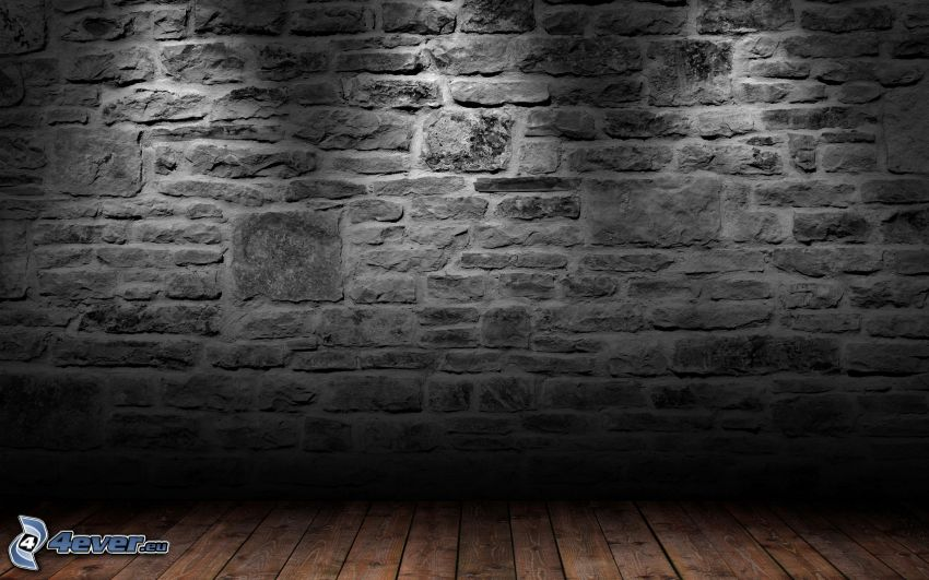 Wand, Parketten, Zimmer