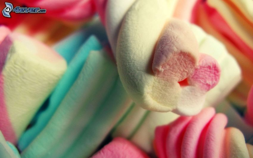Bonbon, Marshmallow