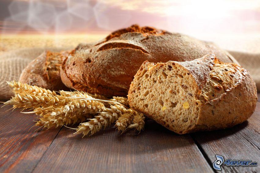 Brot, Weizen
