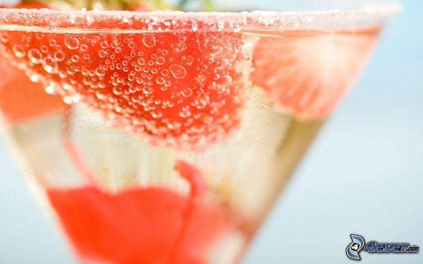 Cocktail, Erdbeere