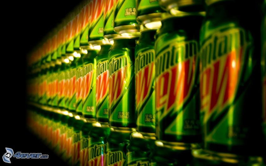 Dosen, Mountain dew