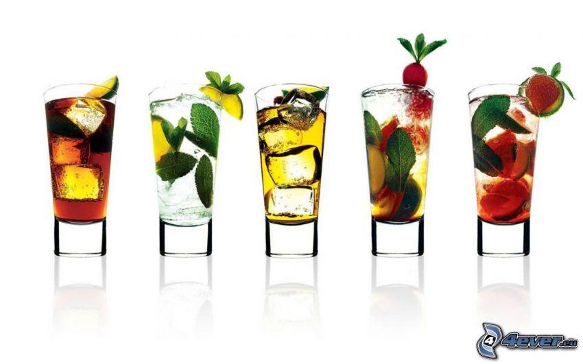 Drinks, alkohol