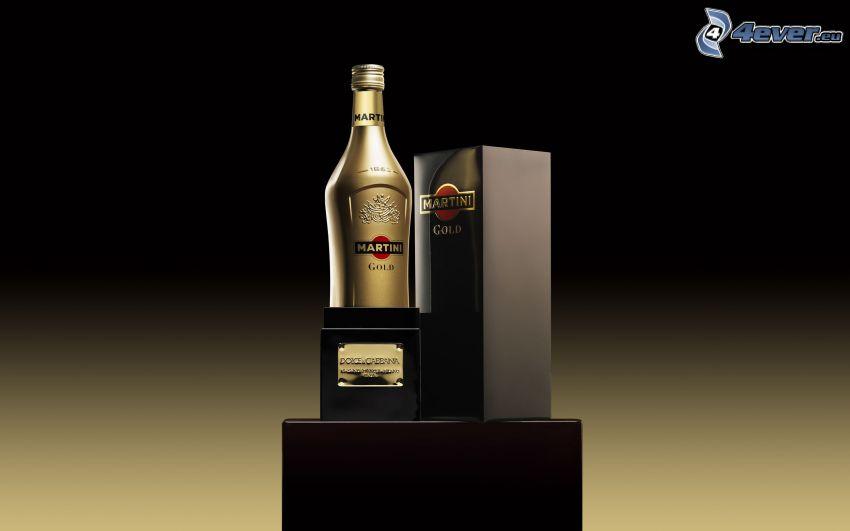 Martini, Flasche