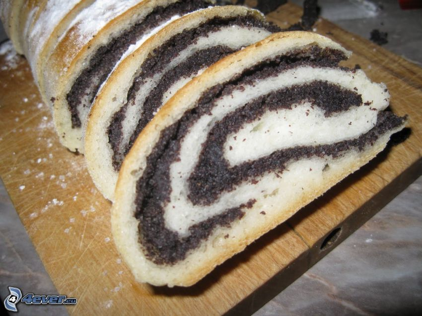 Mohnkuchen