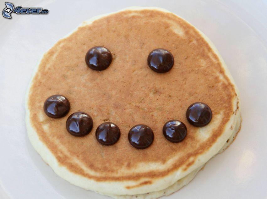 Pfannkuchen, Smarties