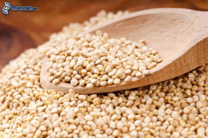 Quinoa, Kochlöffel