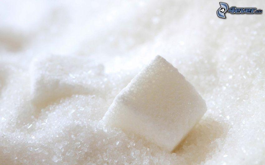 Würfelzucker, Zucker