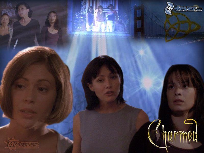 Charmed, Piper, Prue, Phoebe