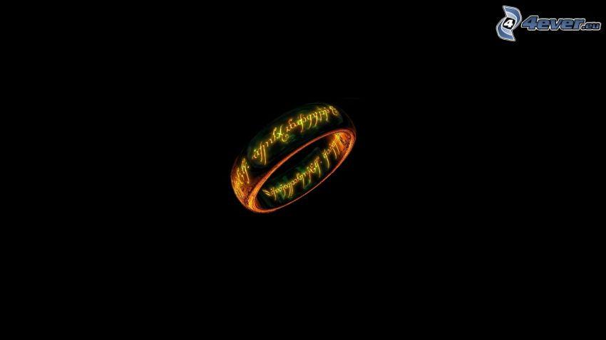 Der Herr der Ringe, Ring