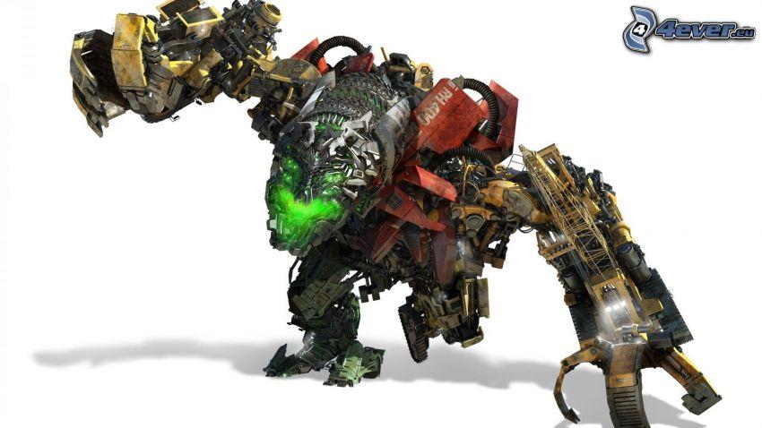 Devastator, Transformers