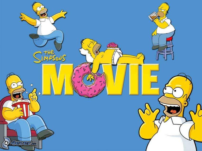 Die Simpsons, Homer Simpson