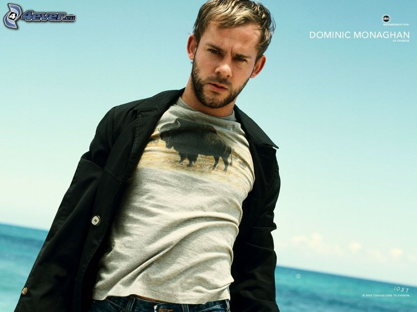 Dominic Monaghan, Lost