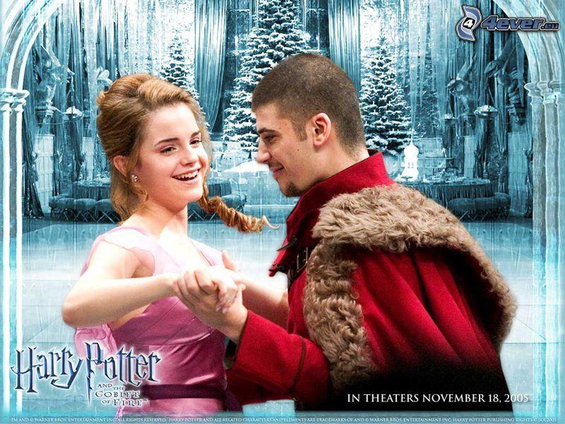 Harry Potter, Hermine, Schauspielerinnen, Filmen