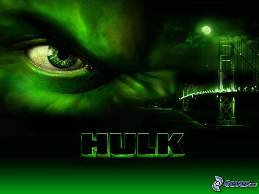 Hulk, Brücke