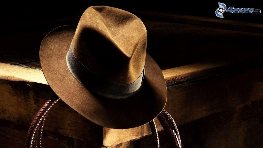 Indiana Jones, Hut, Lasso