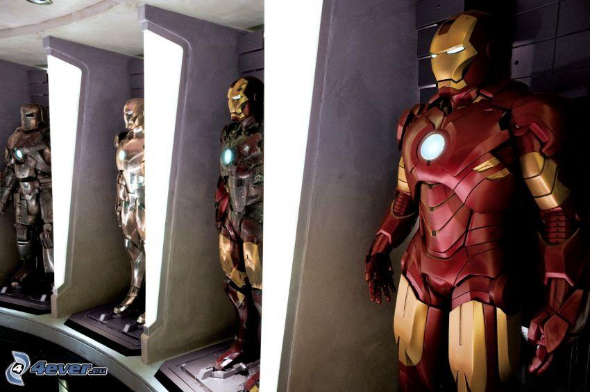 Iron Man, The Avengers