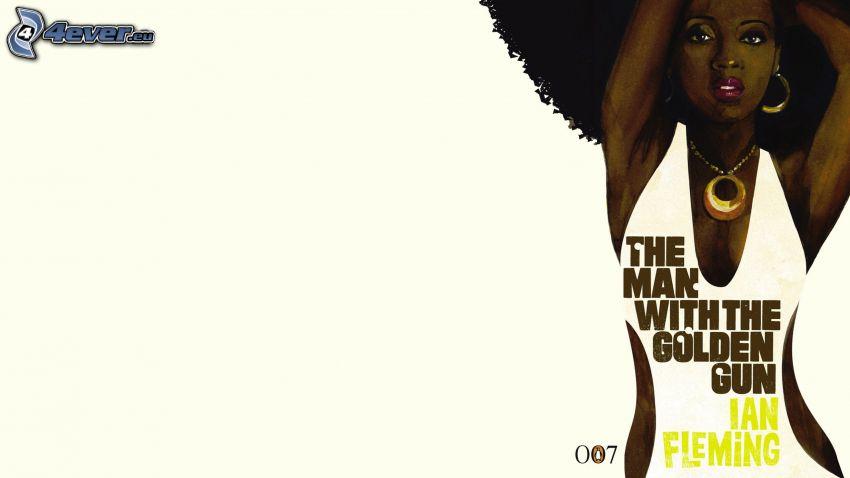 James Bond, schwarze Frau
