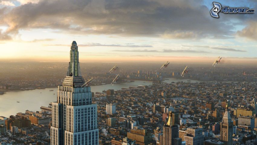 King Kong, Empire State Building