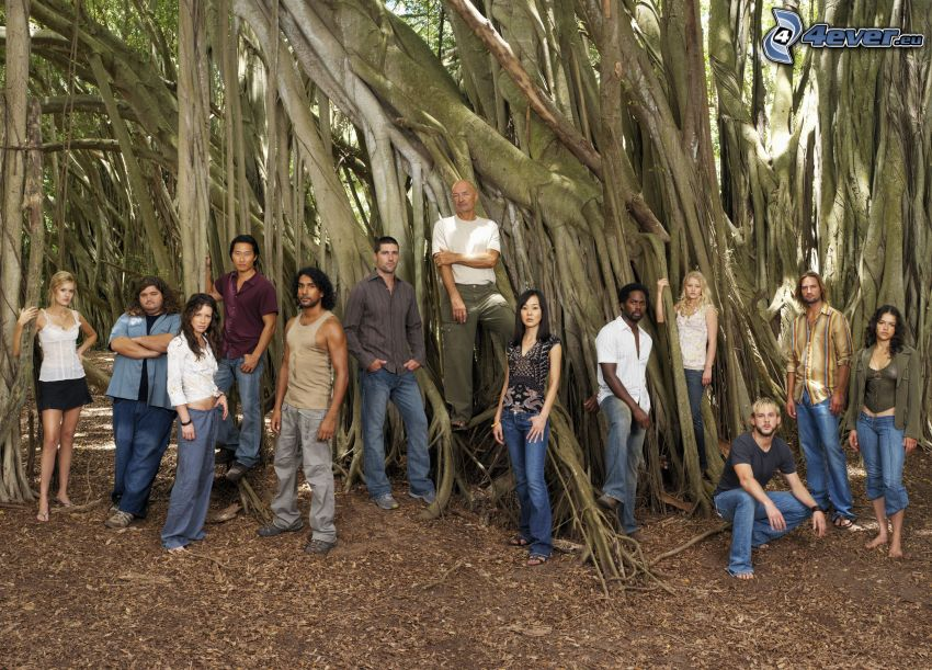 Lost, Serie