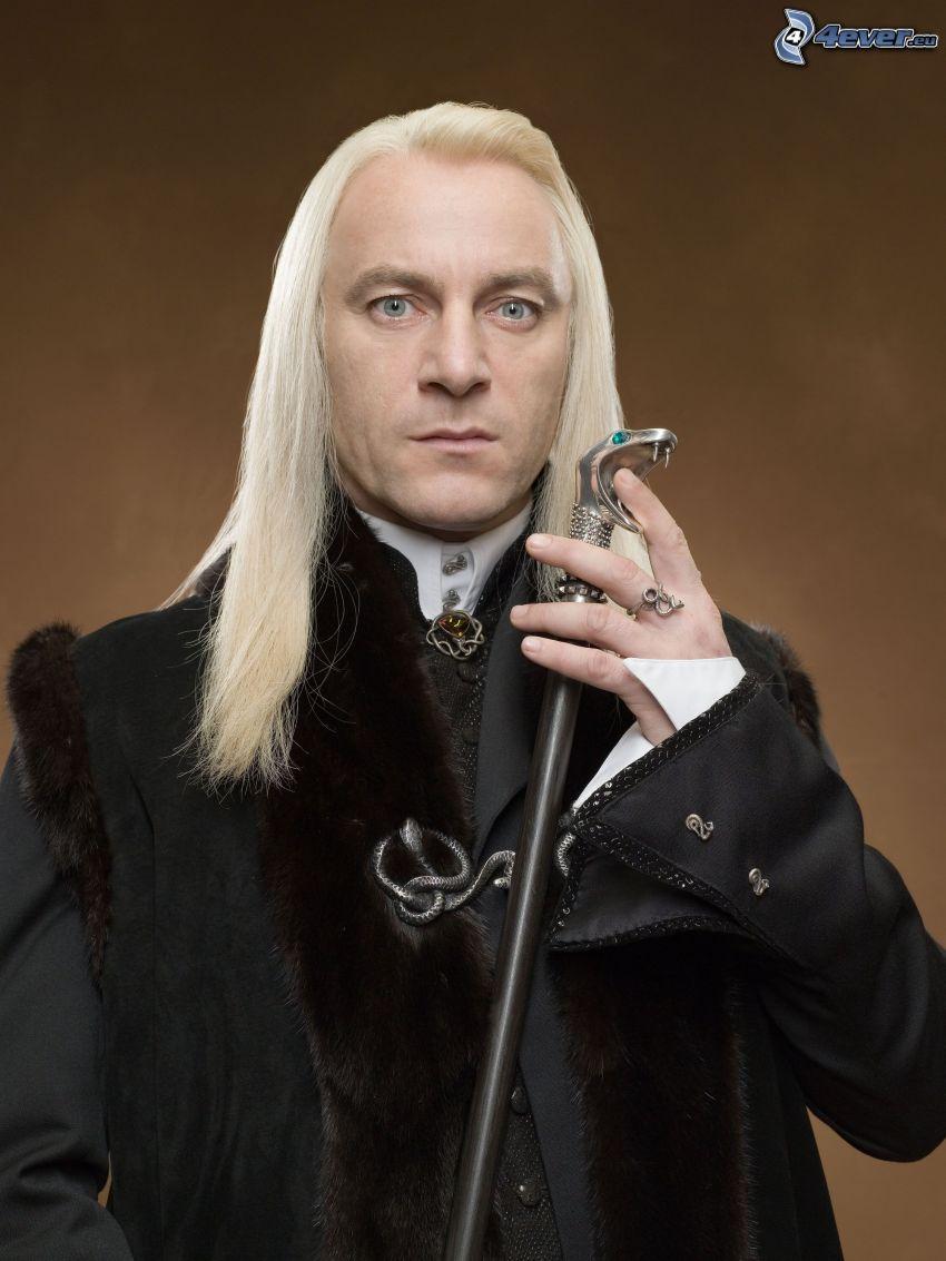 Lucius Malfoy, Jason Isaacs