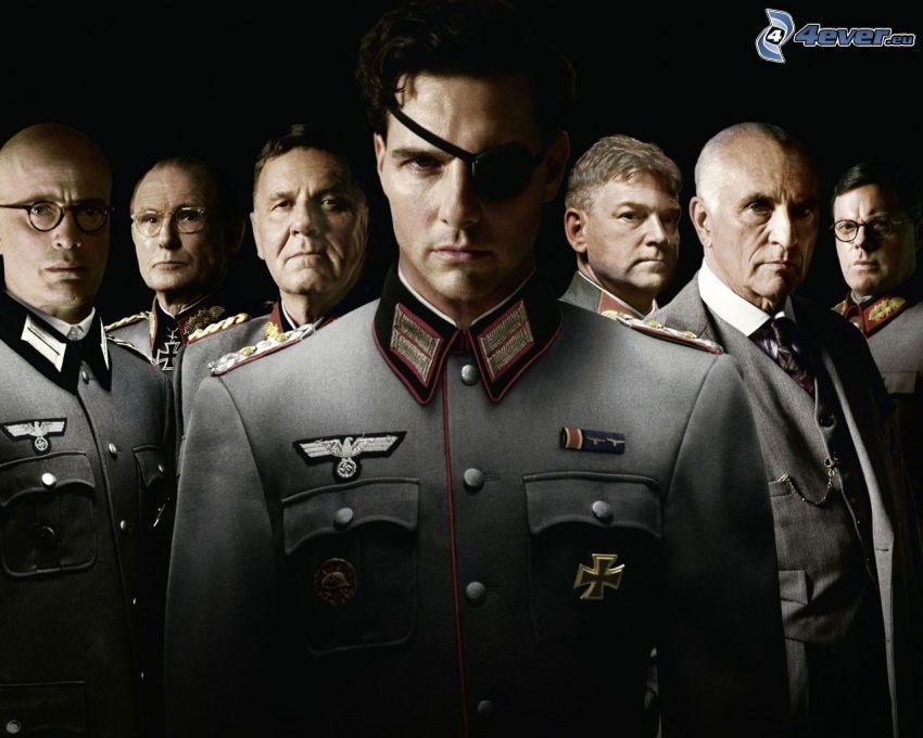 Operation Walküre, Claus von Stauffenberg, Nazis, Tom Cruise