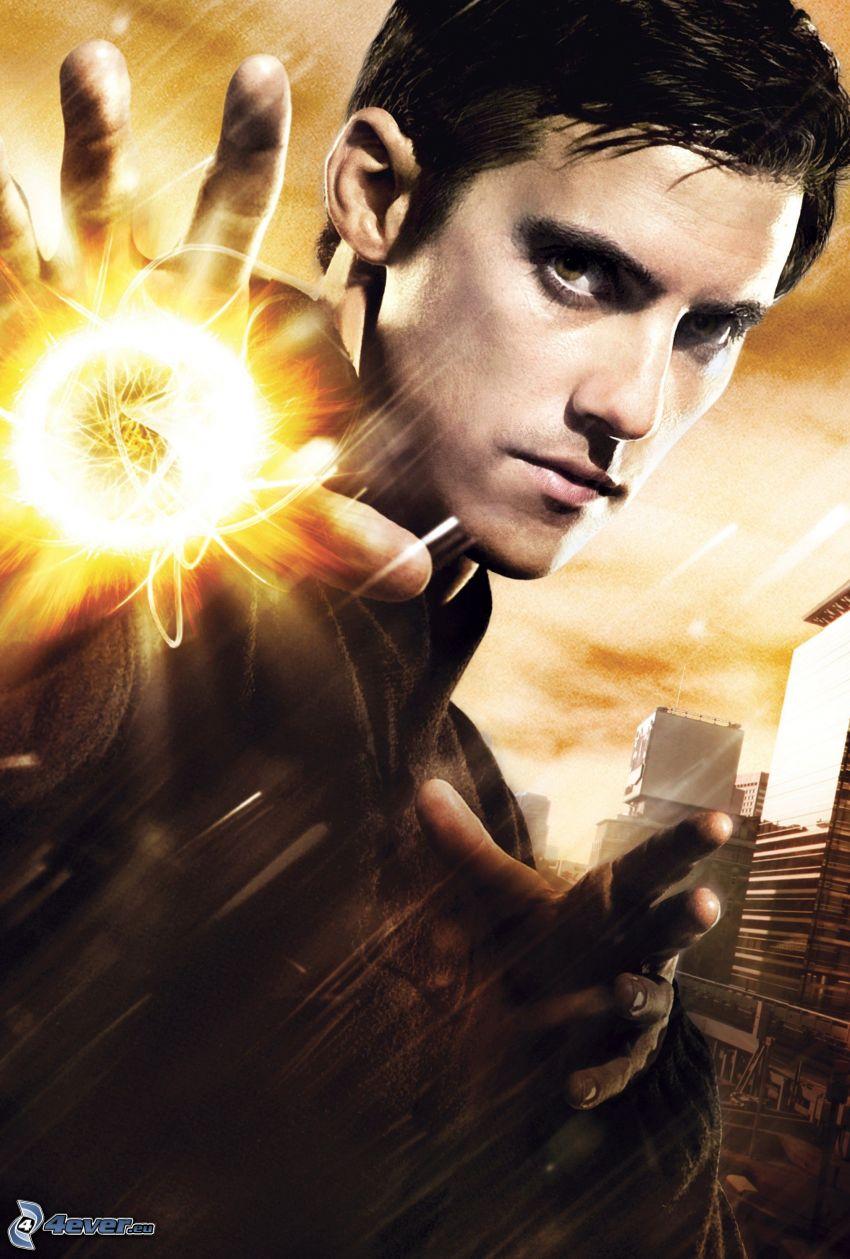 Peter Petrelli, Heroes