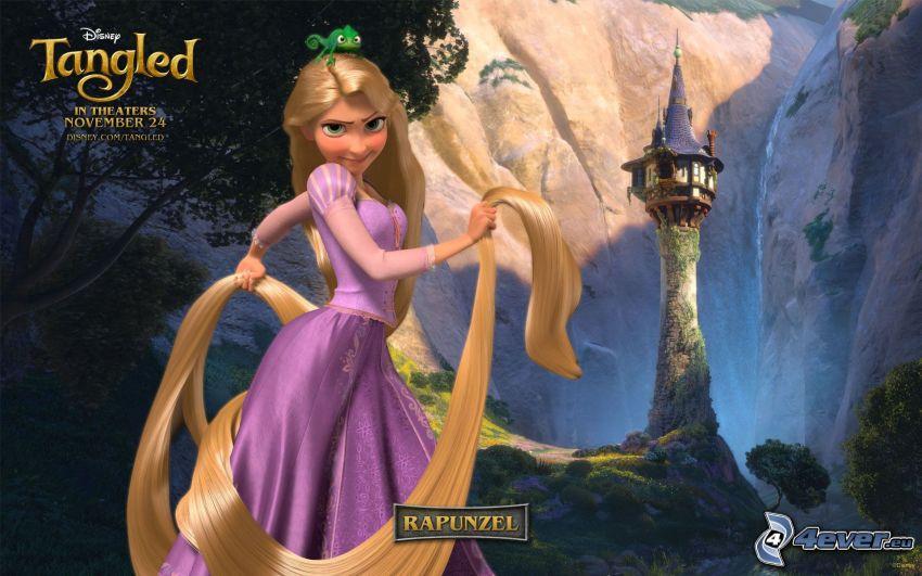 Rapunzel - Neu verföhnt, Turm
