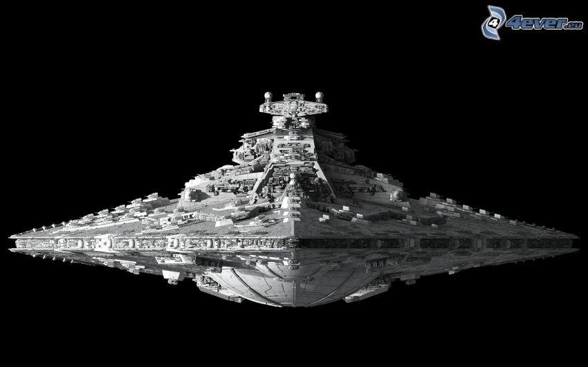Raumschiff, Krieg der Sterne