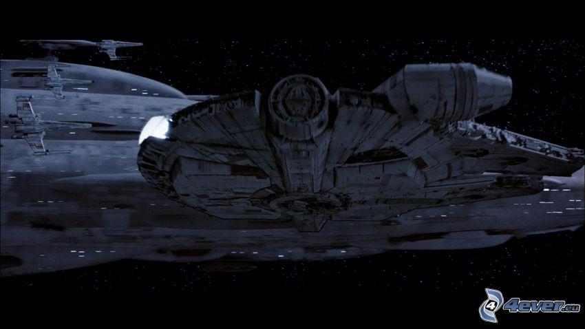 Raumschiff, Star Wars