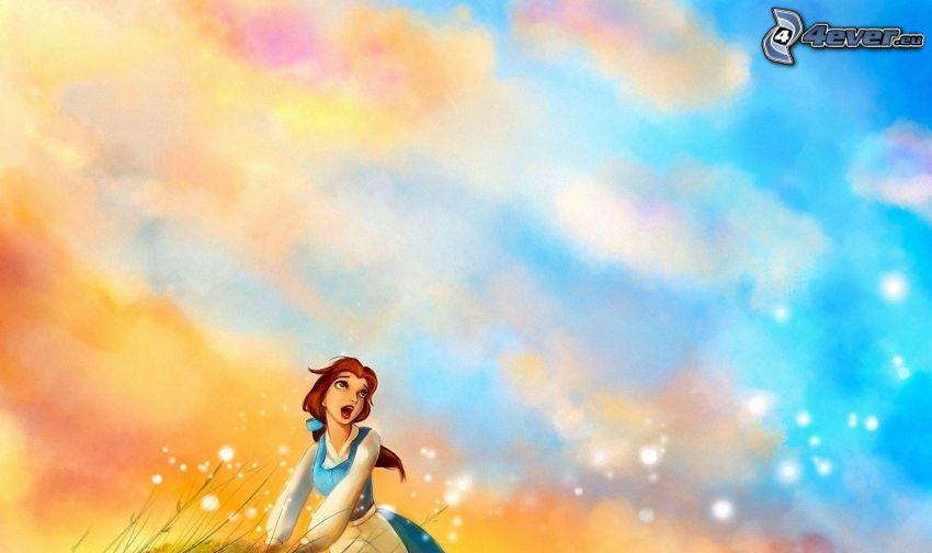 Schöne, Die Schöne und das Biest, Märchen