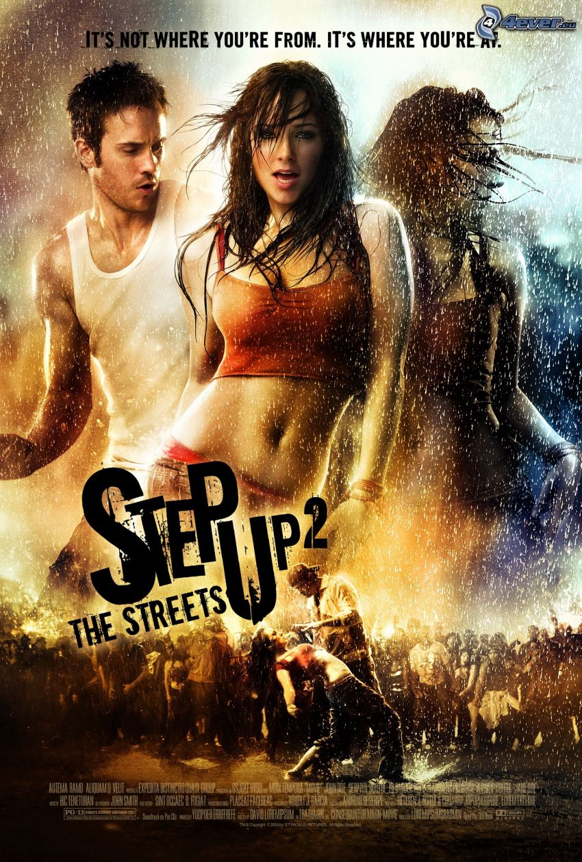 Step Up to the Streets, Step Up 2