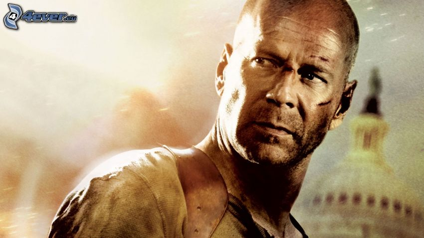 Stirb langsam wieder in Aktion, Bruce Willis