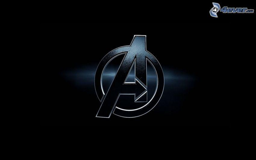 The Avengers, logo
