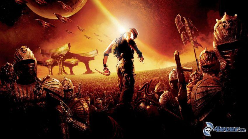 The Chronicles of Riddick, Richard B Riddick