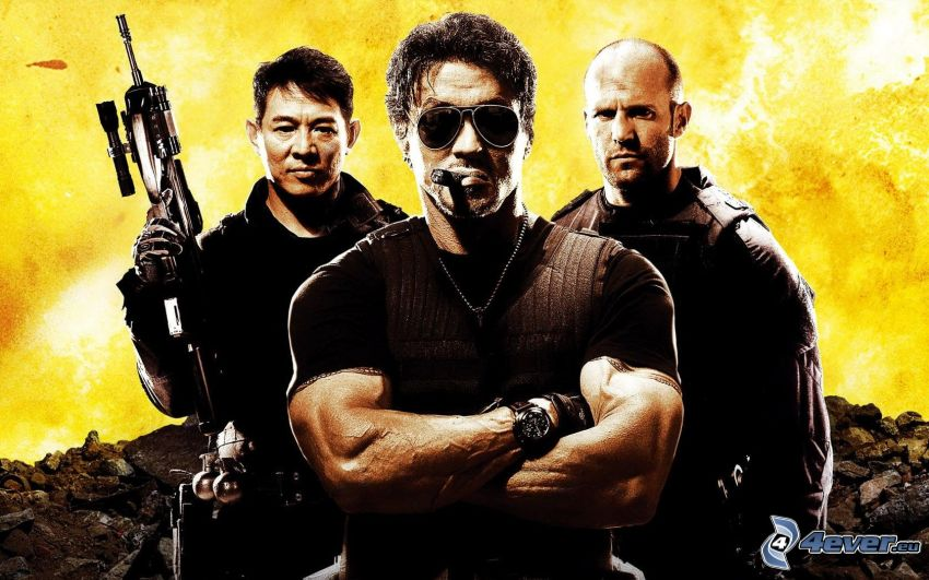 The Expendables, Sylvester Stallone