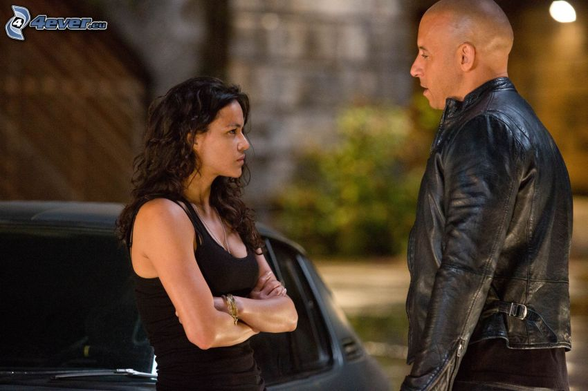 The Fast and the Furious, Vin Diesel