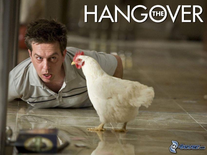 The Hangover, Mann, Huhn