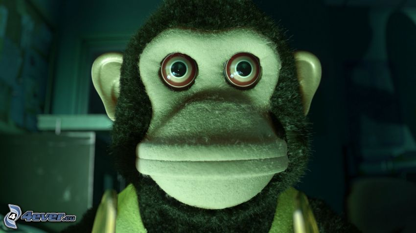 Toy Story 3, Affe
