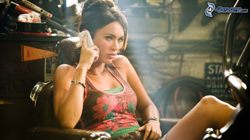 Transformers, Megan Fox