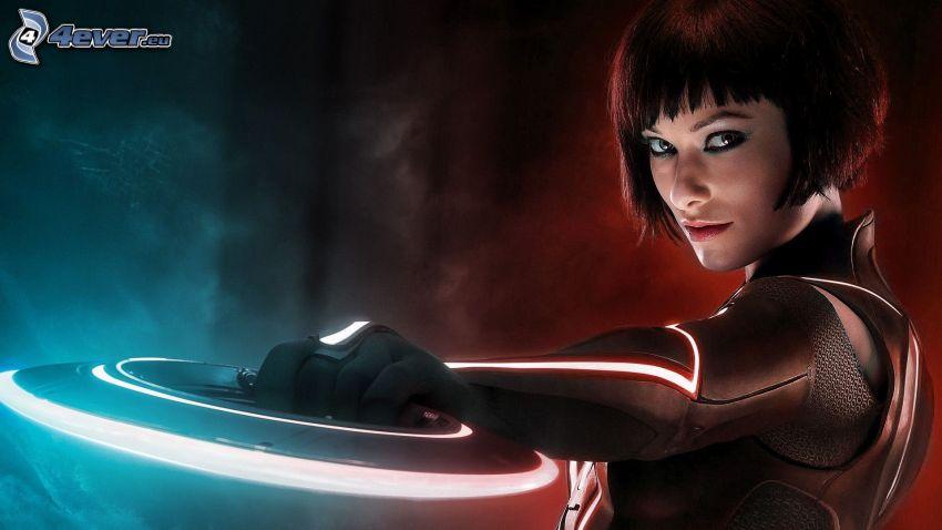 Tron: Legacy, Olivia Wilde